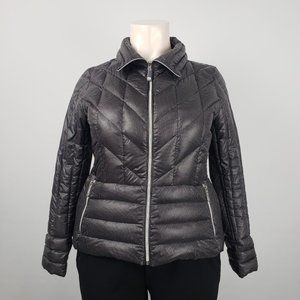 Vince Camuto Puffer Jacket Grey Size XL